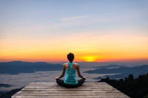 Медитация при симпато-адреналиновомкризом