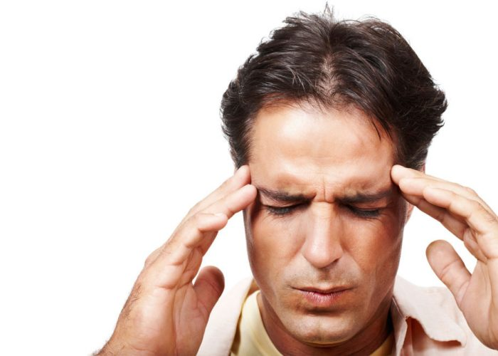 Ослабленное состояние после нейроинфекции