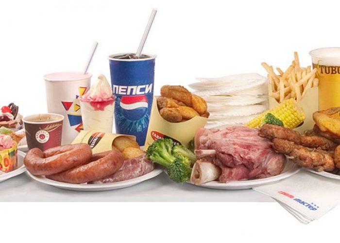 Отказаться от продуктов, содержащих химические добавки