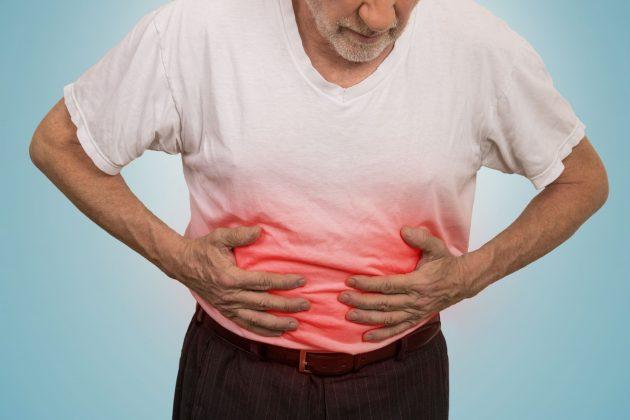 Боли в области желудка