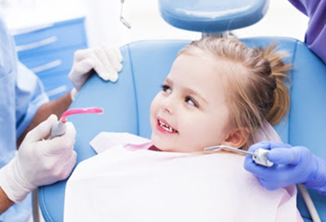 Здоровье детей: особенности лечения кариеса