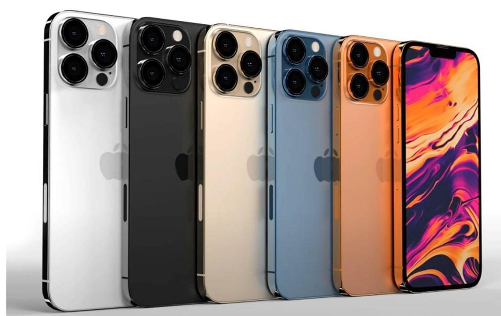 iPhone 13 pro – смартфон с OLED-дисплеем и киноэффектом